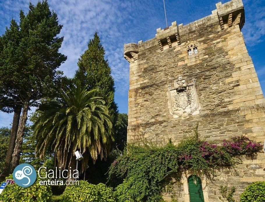 Torre de Los Andrade- Pontedeume
