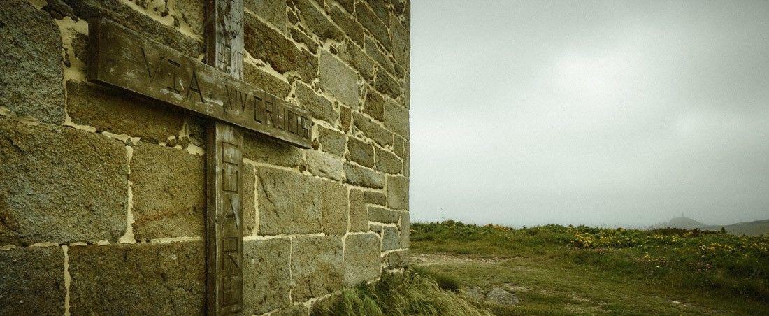 Capilla Virxe do Monte – Camariñas