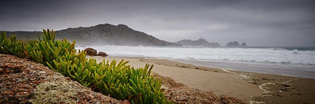 Playa Area Longa – Camariñas