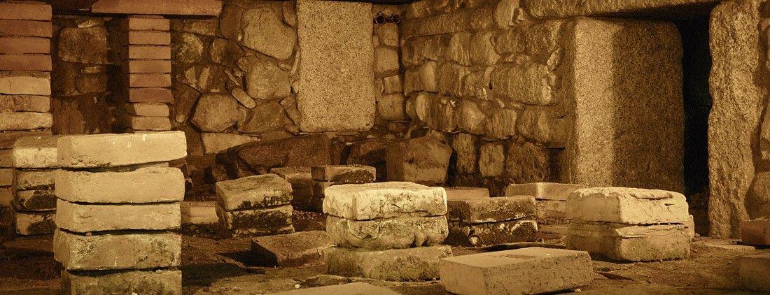 La villa romana de Toralla