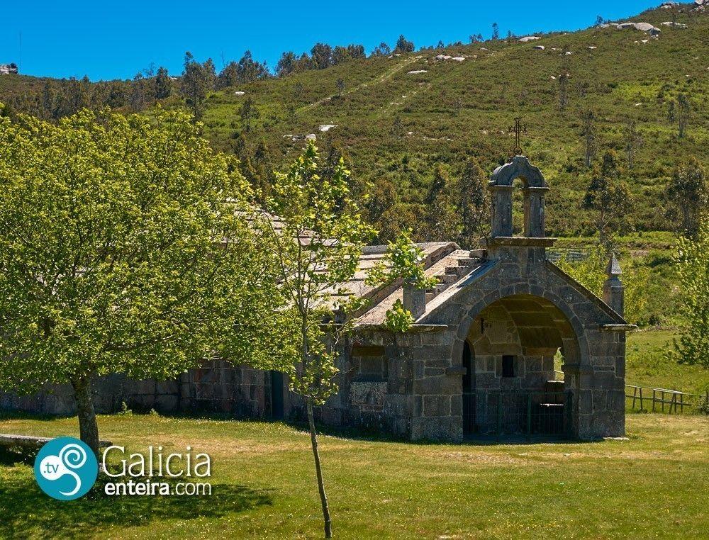 Ermita de La Guía - Covelo