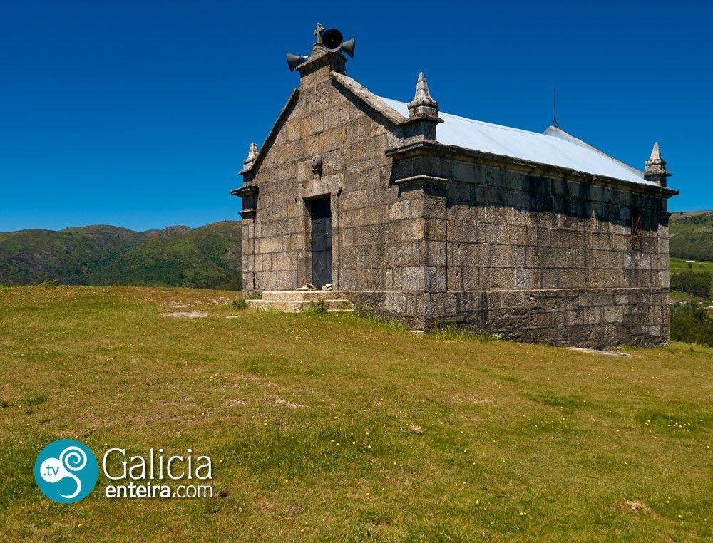 Ermita de la Guia-Pineiro-Covelo