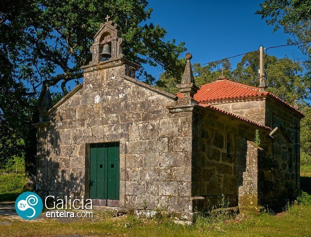Iglesia Virgen de la Esclavitud de lourido - Covelo