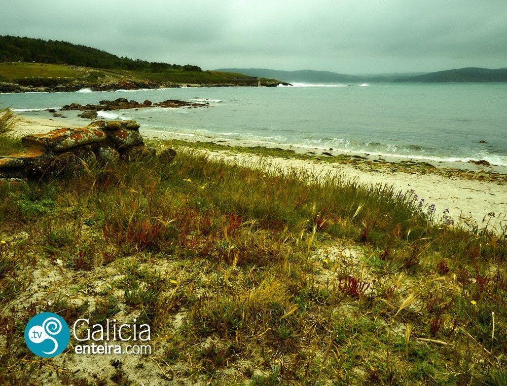 Playa Lago do Norte-Camariñas