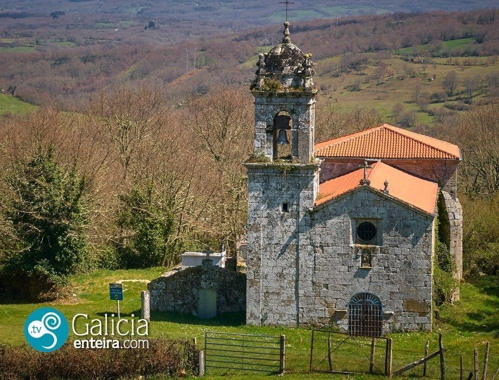 San Xoán de Camba - castro Caldelas