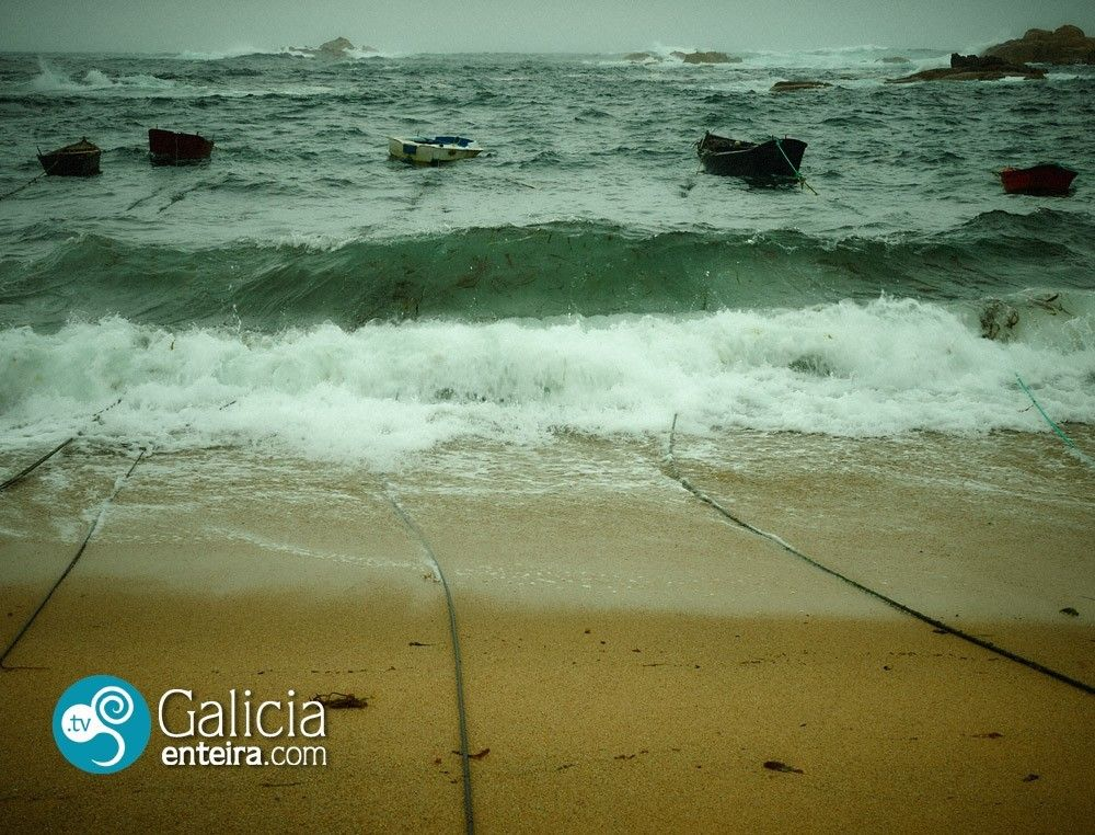 Playa Lobeiras - Camariñas
