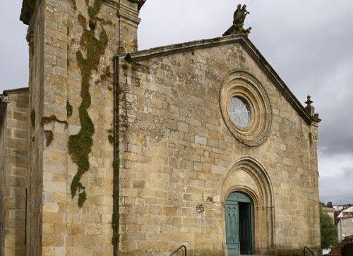 Iglesia de Santiago-Redondela