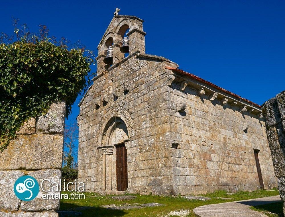 San Andrés de Abelenda - Carballeda de Avia