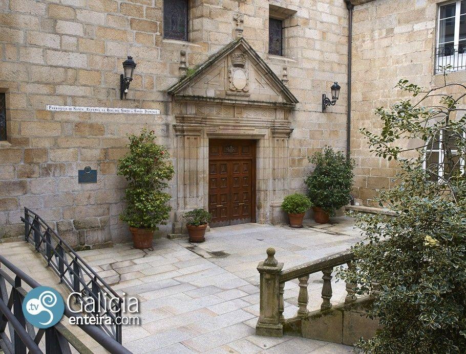 Iglesia de Santo Domingo - Ourense