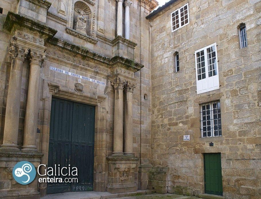 Iglesia Santa Maria Nai - Ourense