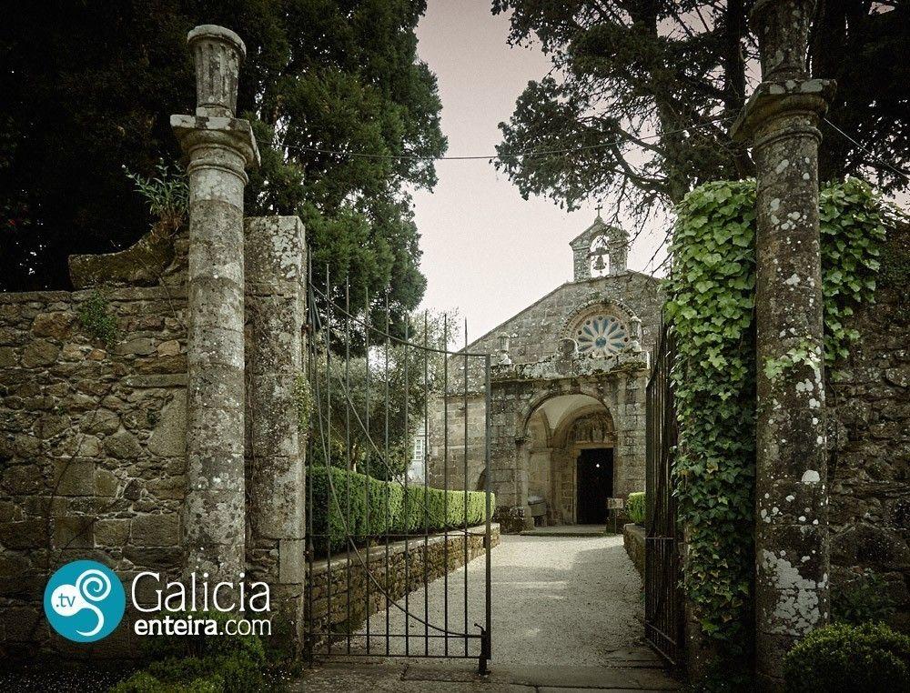 """Igrexa de Santa María """"A Nova""""-Noia"""