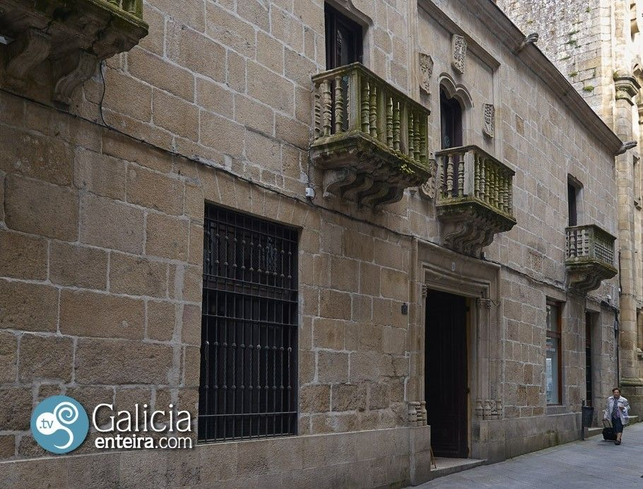 Pazo de Oca - Liceo - Ourense