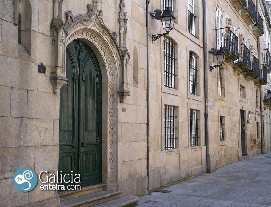 Capilla Neogotica, Plaza del Corregidor - Ourense
