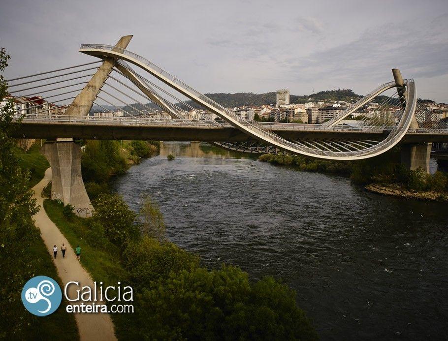 Puente del Milenio - Ourense