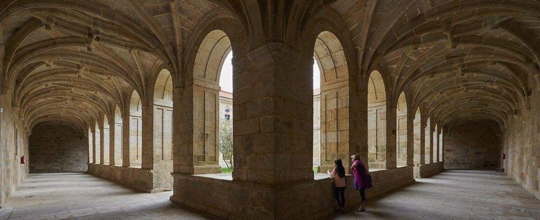 Monasterio de San Clodio - Leiro