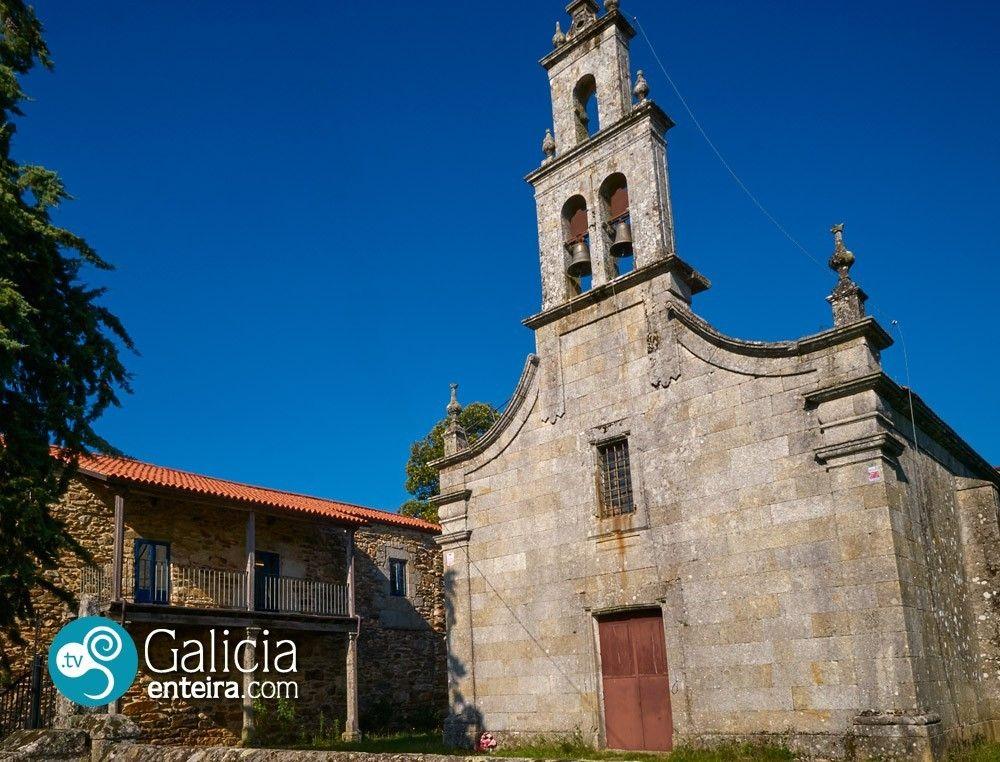 Santo Estevo de Trasestrada-Riós-Ourense