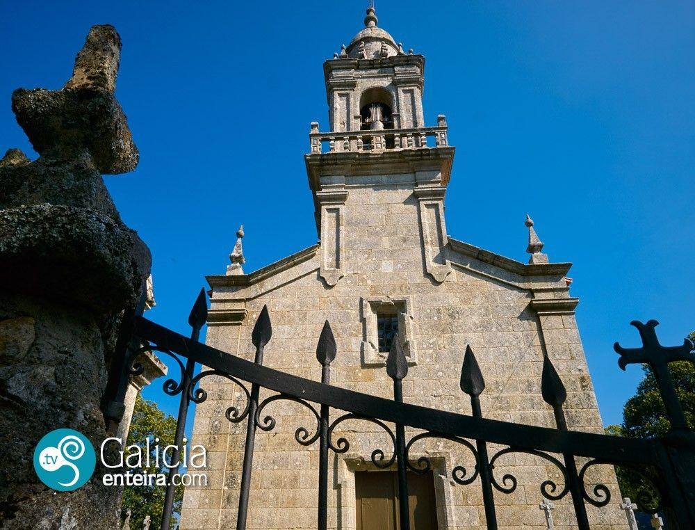 Iglesia de Santa María de Riós