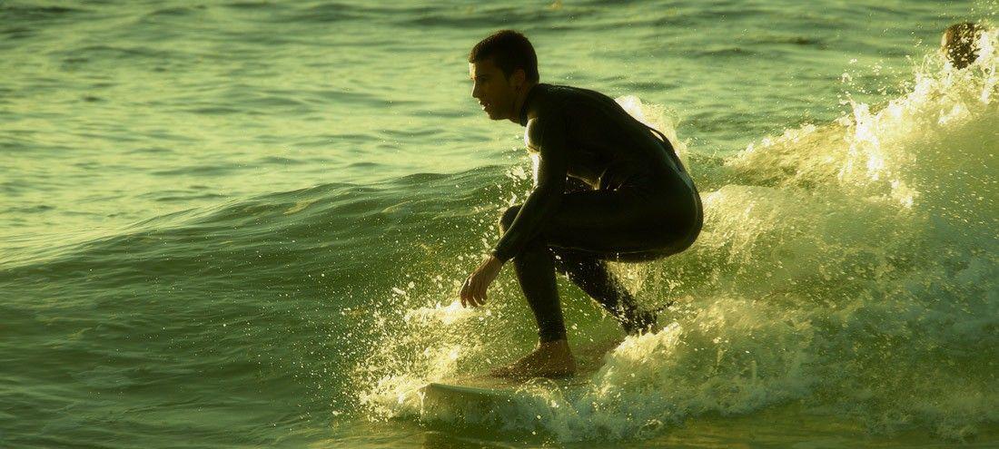 Playa A Lanzada - surf