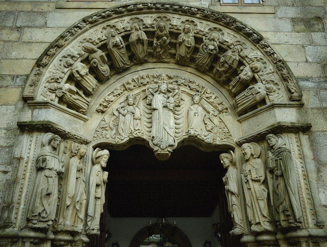 Colegio de San Xerome - Santiago