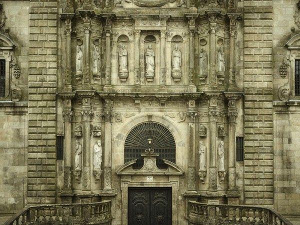 San Martín Pinario - Santiago