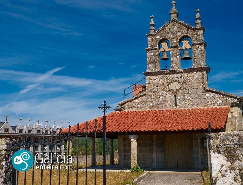 San Estevo de Anllo - Sober