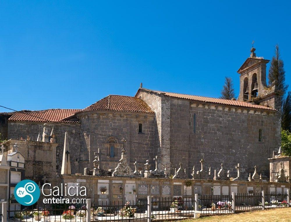 San Salvador de Asma - Chantada
