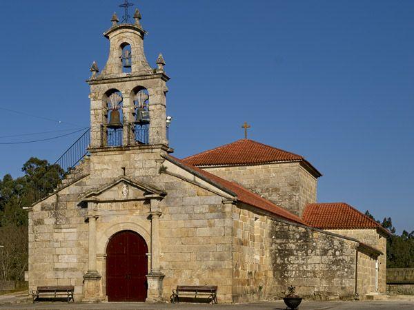 Iglesia de San Lorenzo - Salvaterra
