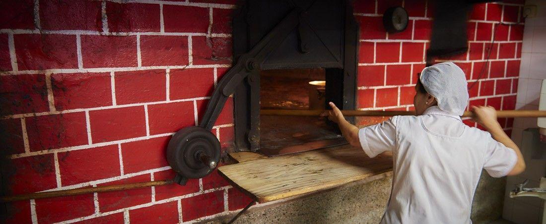Panadería en Neda