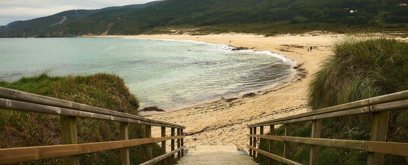 Playa de Ponzos-Ferrol