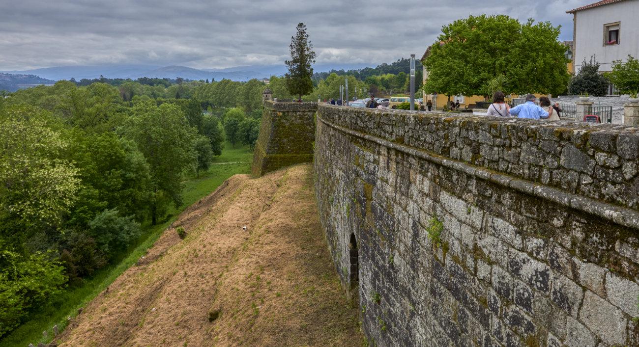 Muralla de Monção