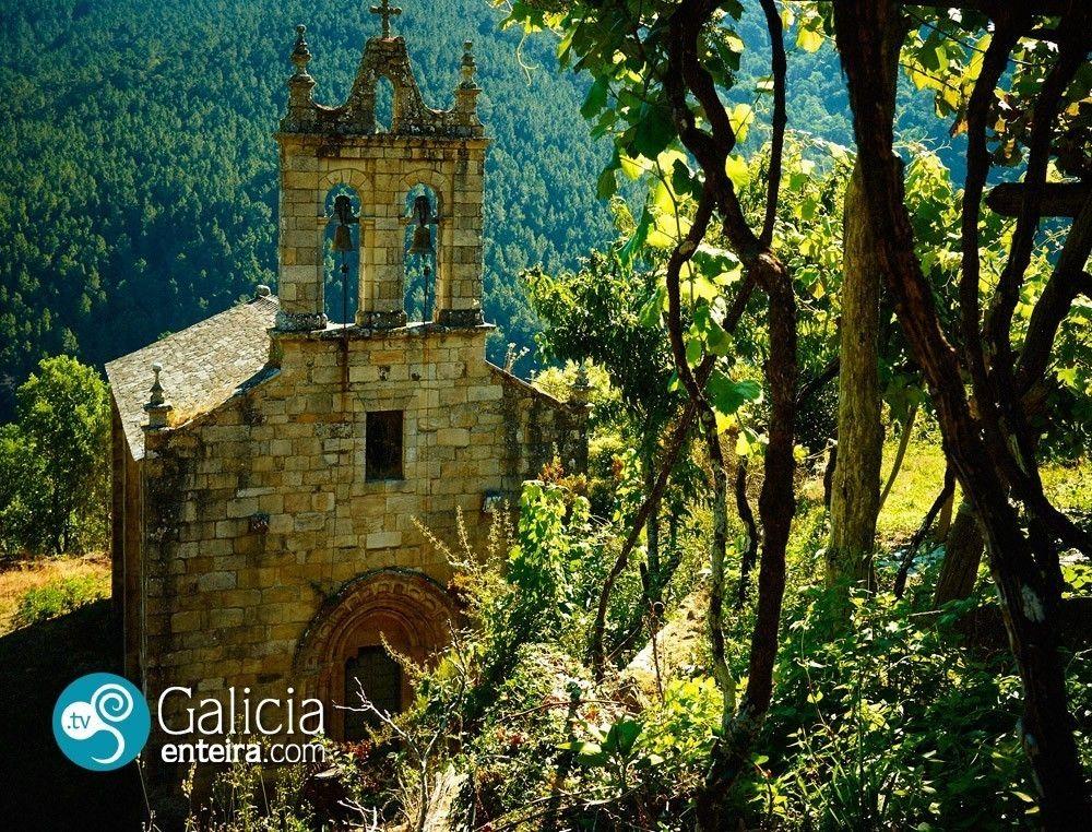 San Xoan da Cova - Carballedo