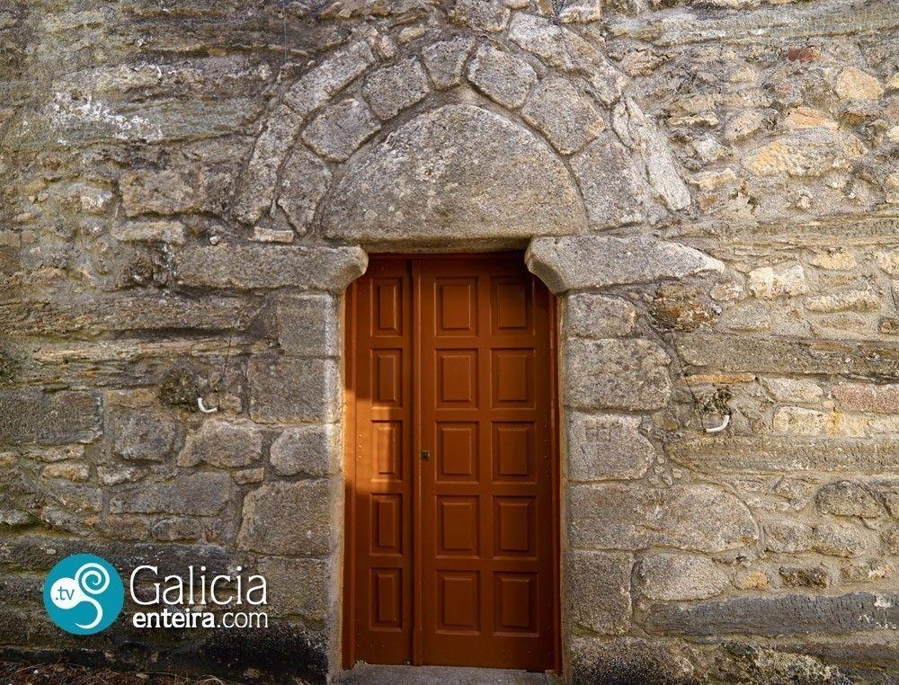 Santa María de Amandi - Sober