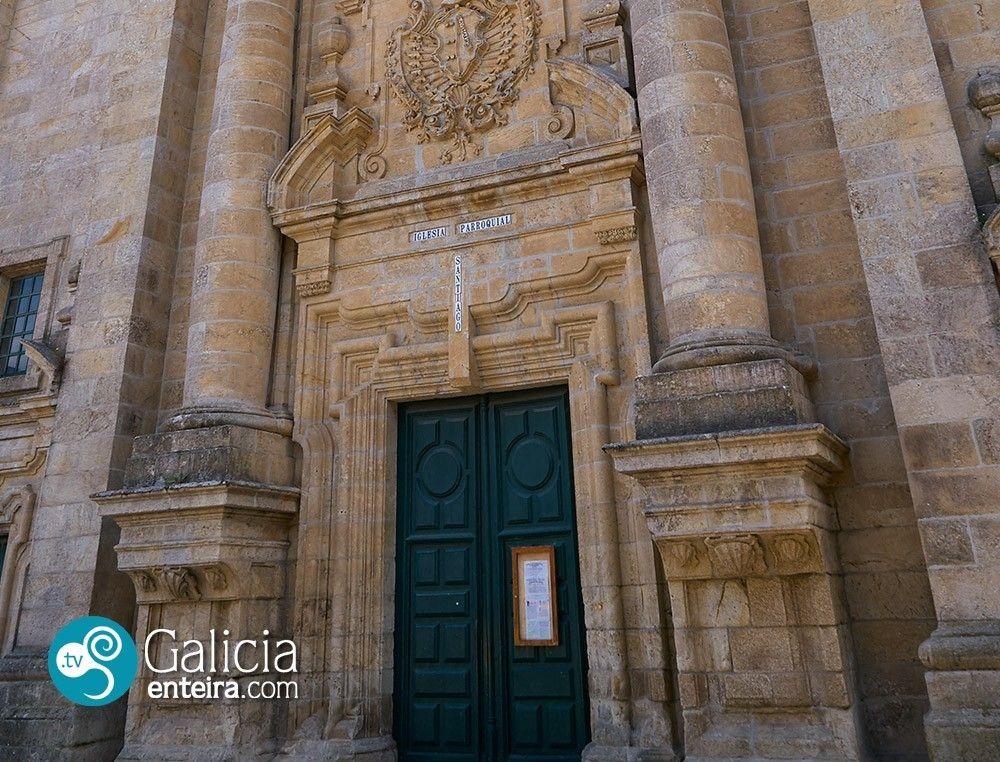 Iglesia de Santiago - Pontedeume