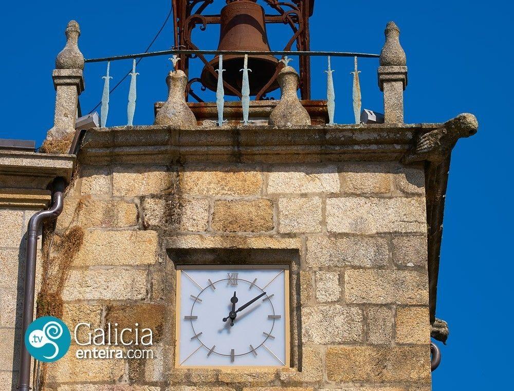 Torre del campanario - Ribadavia