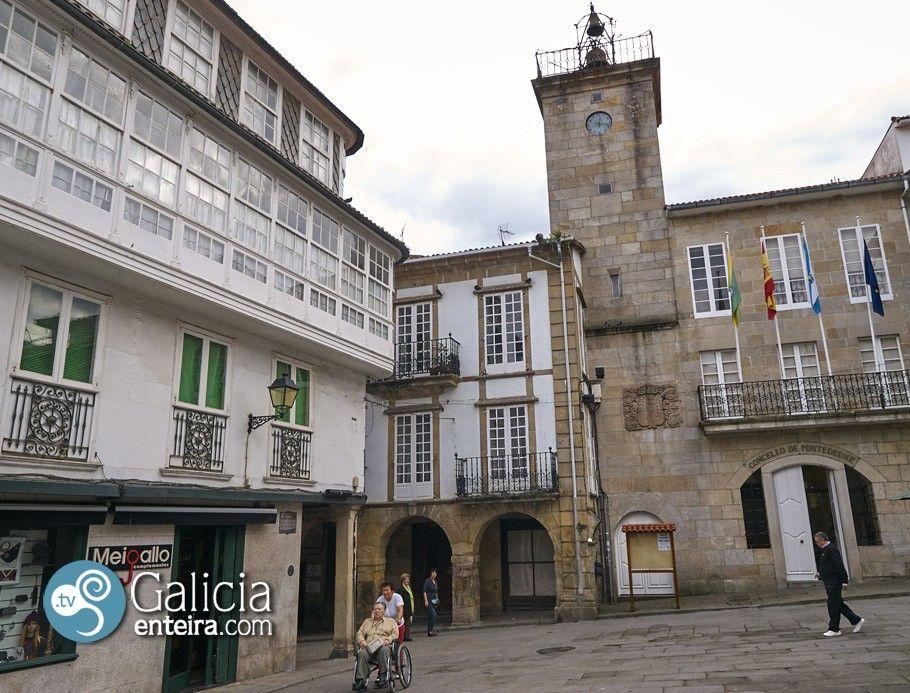 Torre del reloj - Pontedeume