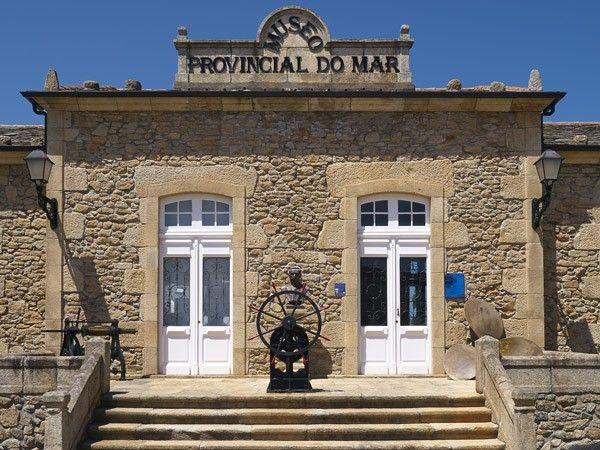 Museo Provincial del Mar - San Cibrao