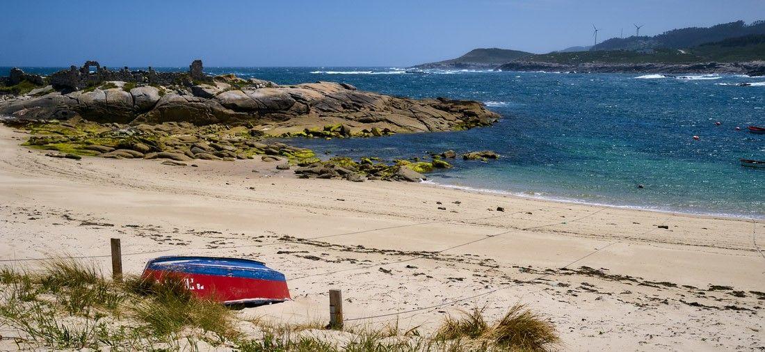 Playa de Cubelas - San Cibrao