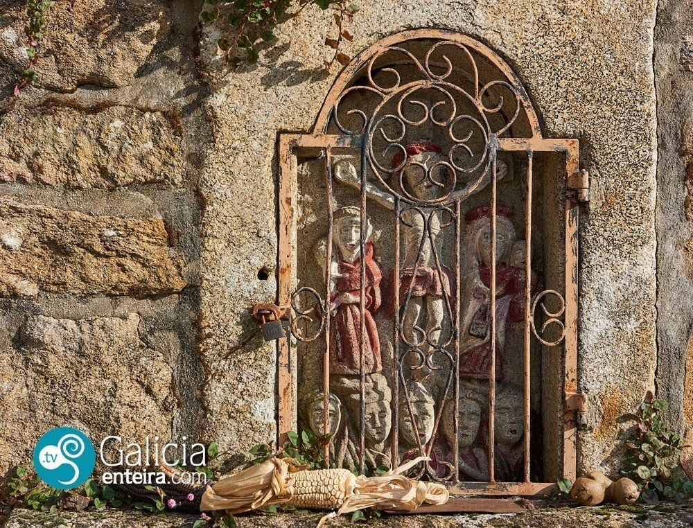 Peto de ánimas de la ermita de Santa Isabel - Arbo