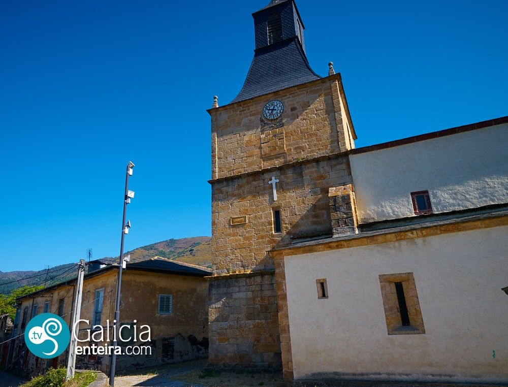 Iglesia de Santo Estevo da Rúa