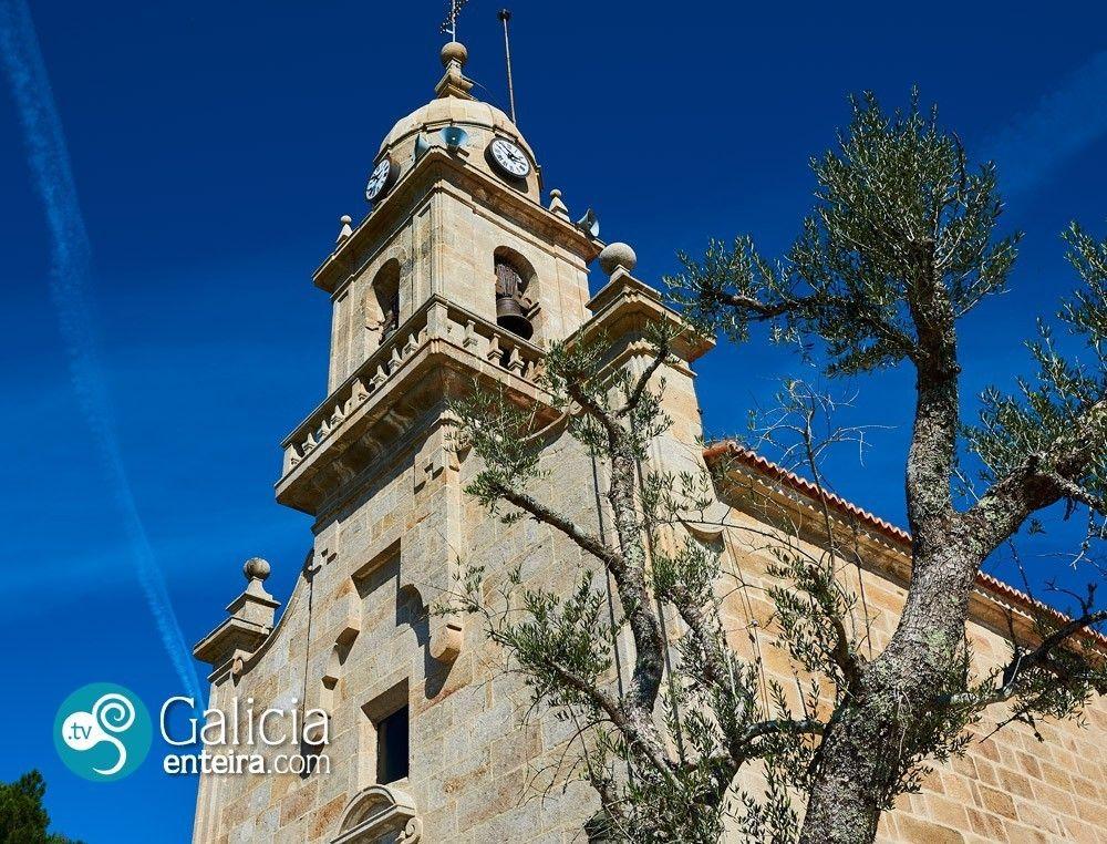 Iglesia de Santa María - Arbo