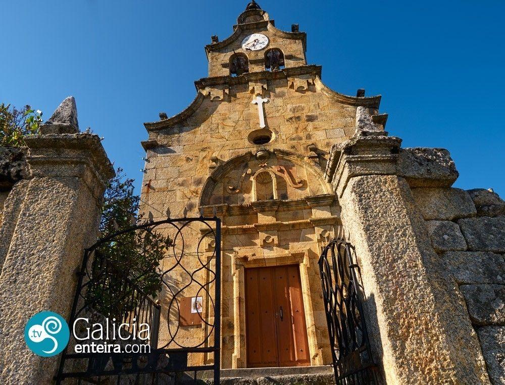 Iglesia de Santa Mariña de Seadur-Larouco