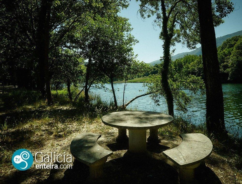 O bañadoiro - Vilamartín de Valdeorras