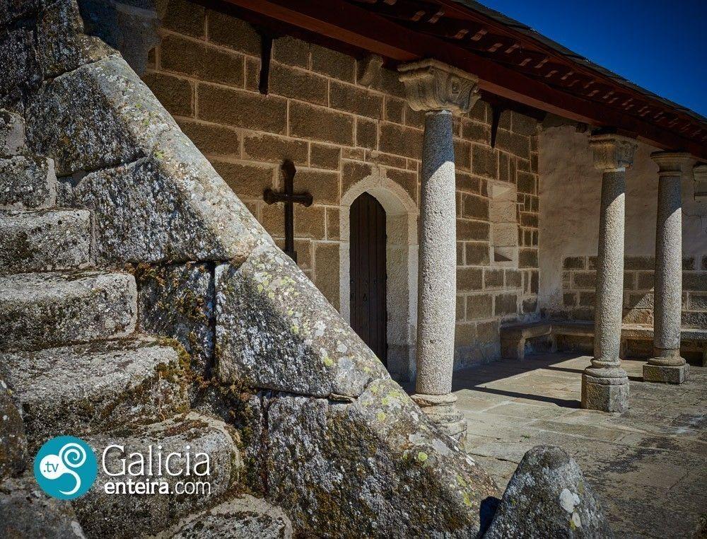 Iglesia de San Fiz de Baños - A Veiga