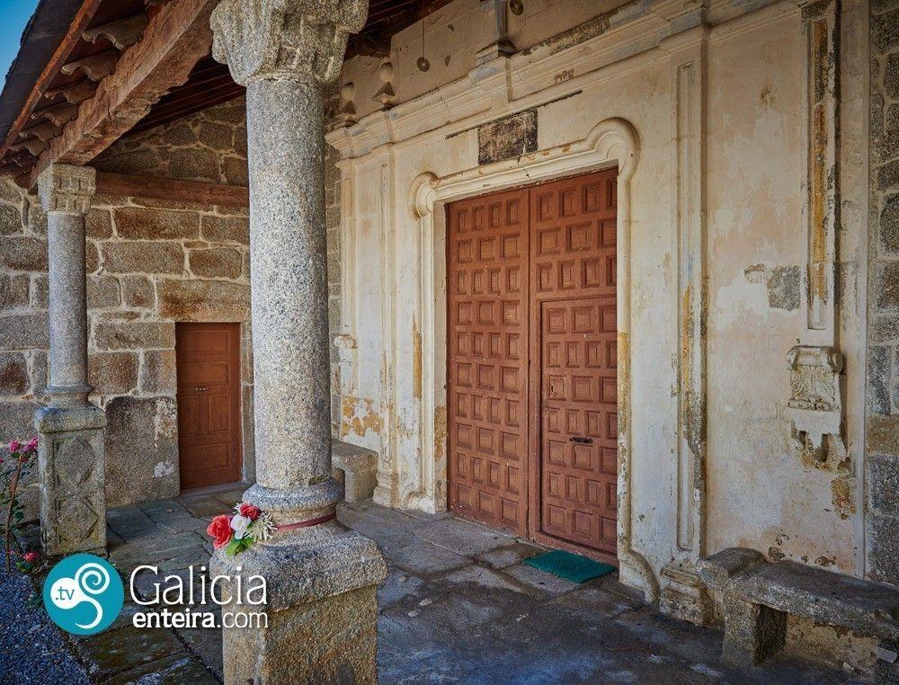 Iglesia de Santa María de Castromao - A Veiga
