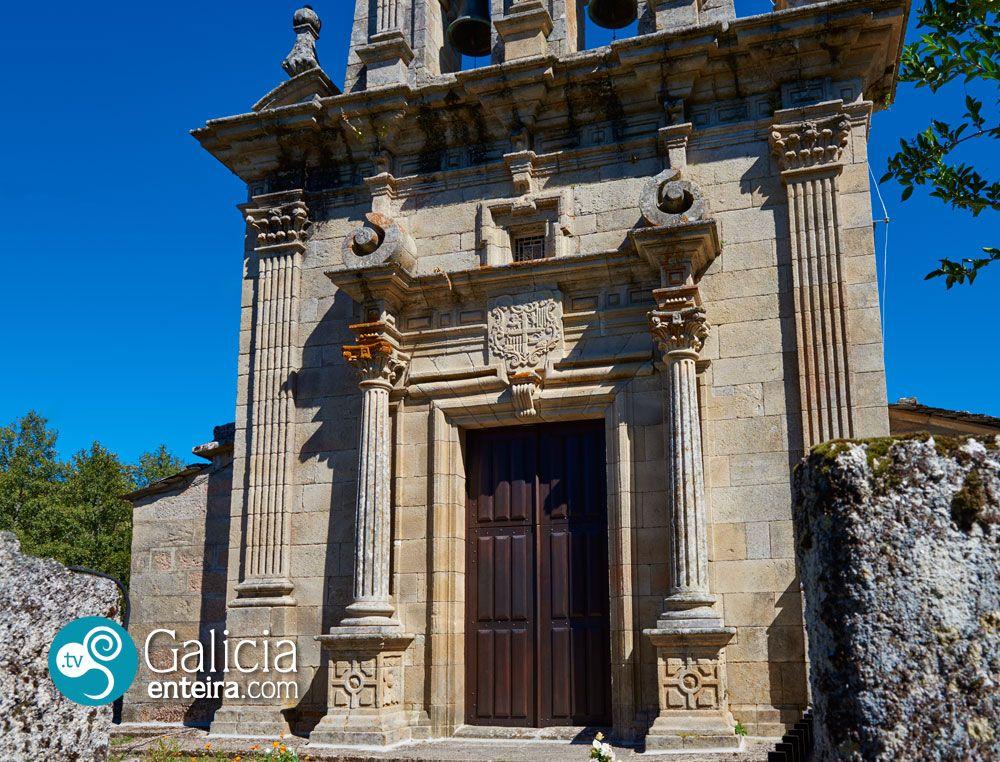 Iglesia de Santa María de Xares - A Veiga