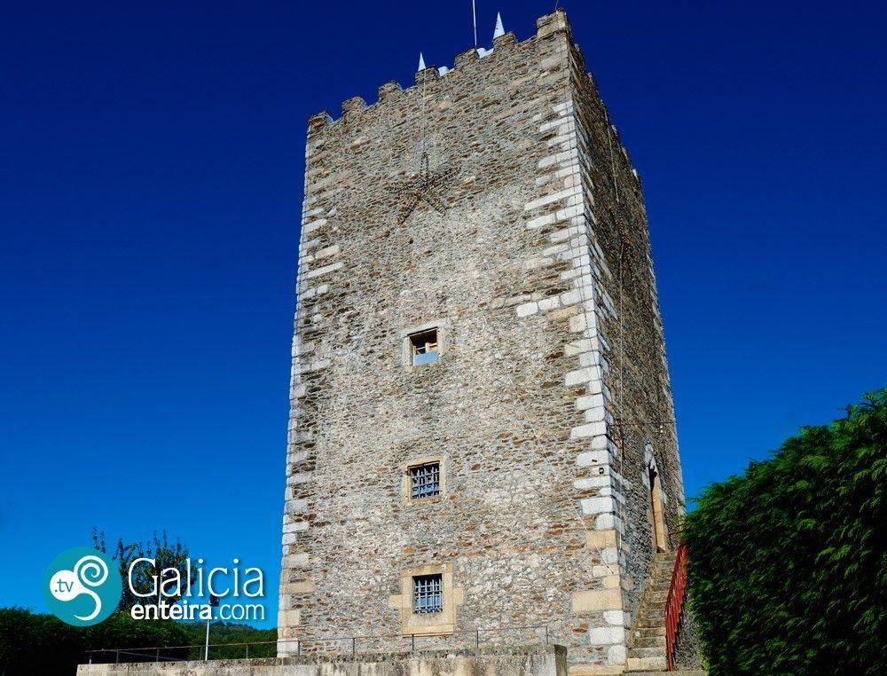 Torre del Homenaje - Viana do Bolo