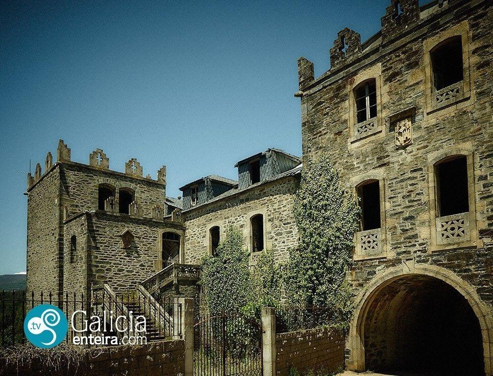 Pazo de Arnado - Vilamartín de Valdeorras