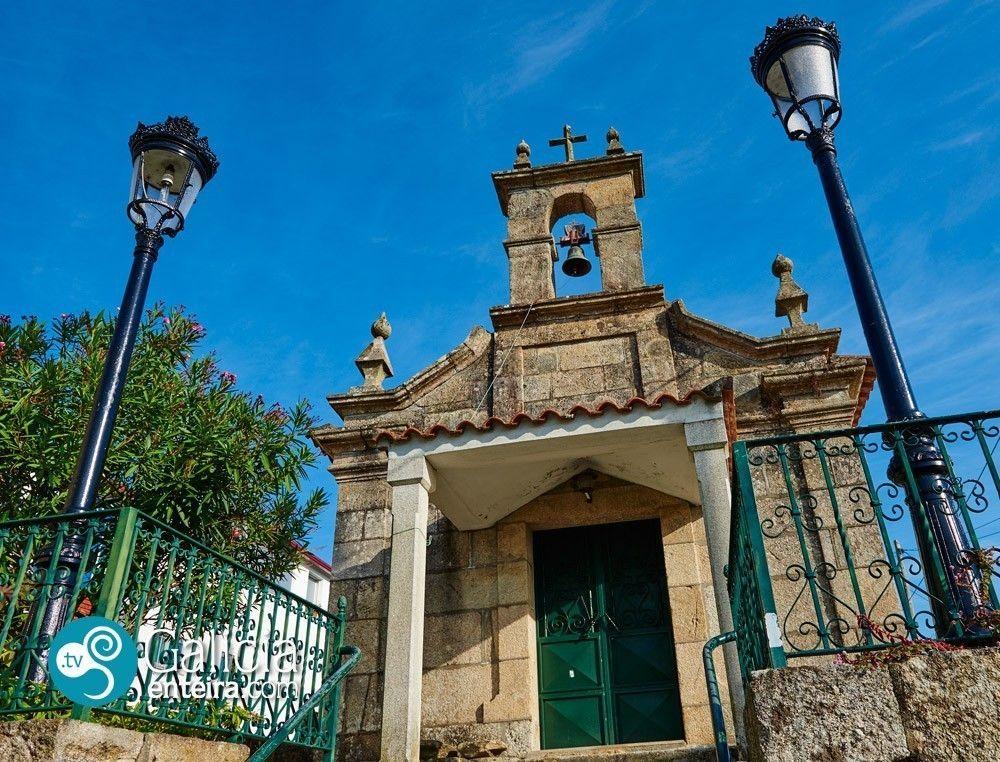 Ermita de Santa Isabel - Arbo
