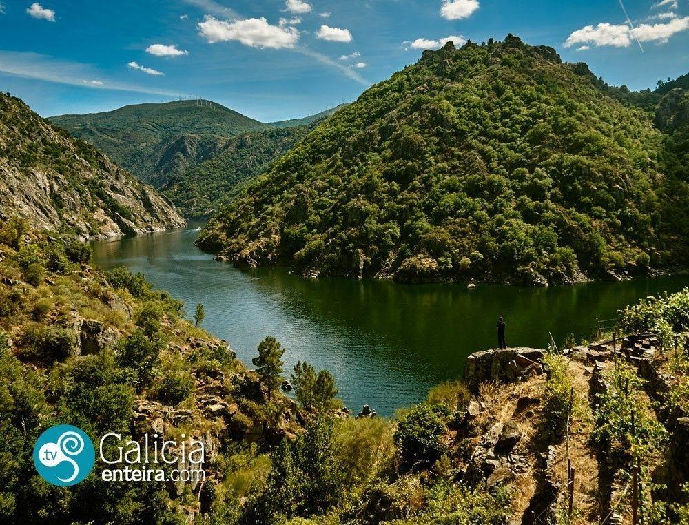 Mirador do Río Xabrega- Sober