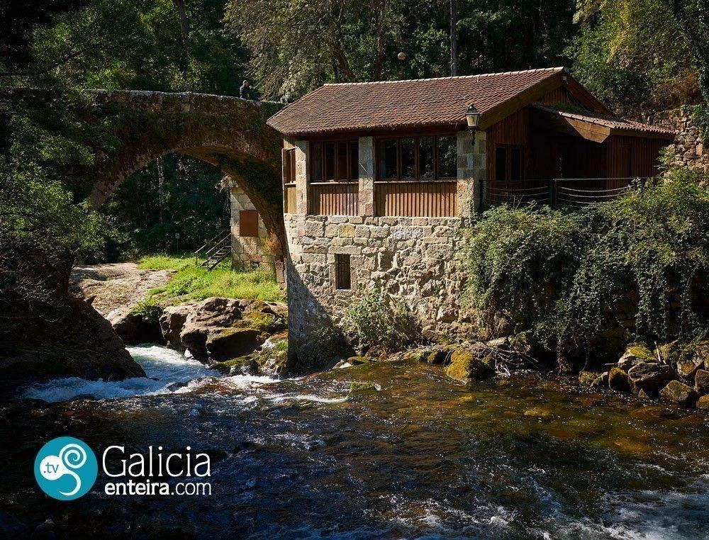 Molino Río Deva-Arbo